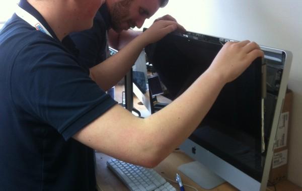 Screen Repairs