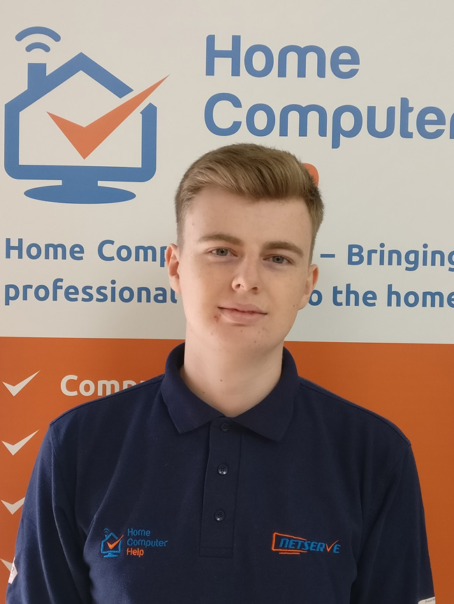 James - Technician - Home Computer Help - Computer Repair Southampton